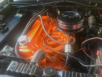 1964 Dodge Dart, harger 225 engine, engine