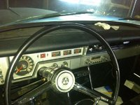 Picture of 1964 Dodge Dart, interior