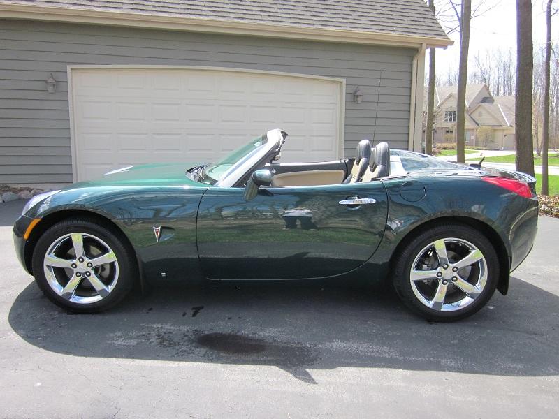 2008 Pontiac Solstice Pictures Cargurus