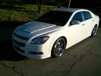 Picture of 2010 Chevrolet Malibu 1LT FWD, exterior, gallery_worthy