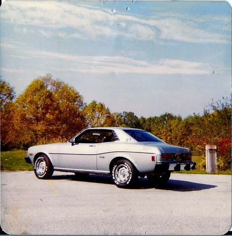 1976 Toyota Celica ST coupe, My first car., exterior
