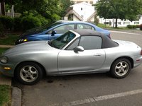 1999 Mazda MX-5 Miata Base, Picture of 1999 Mazda MX-5 Miata 2 Dr STD Convertible, exterior