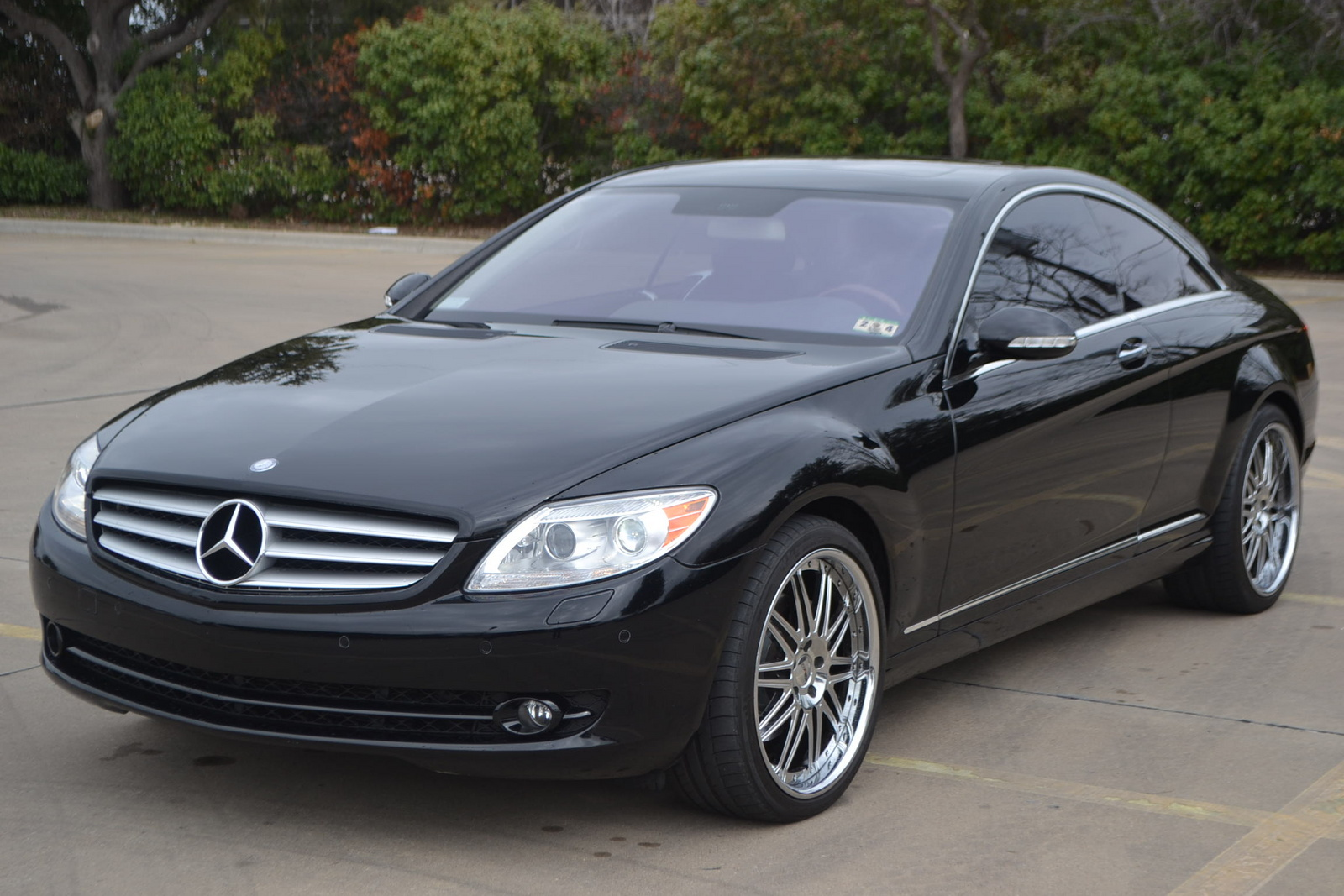 2007 mercedes benz cl class exterior pictures cargurus for 2007 mercedes benz cl550 for sale