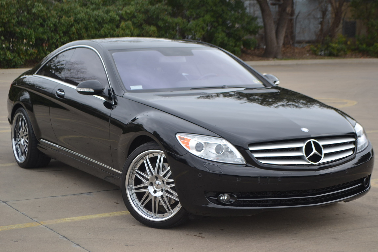 2007 mercedes benz cl class pictures cargurus for Mercedes benz cl600 for sale