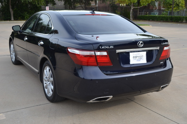 Picture of 2009 Lexus LS 460 AWD, exterior, gallery_worthy