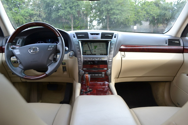 Picture Of 2009 Lexus LS 460 AWD, Interior, Gallery_worthy