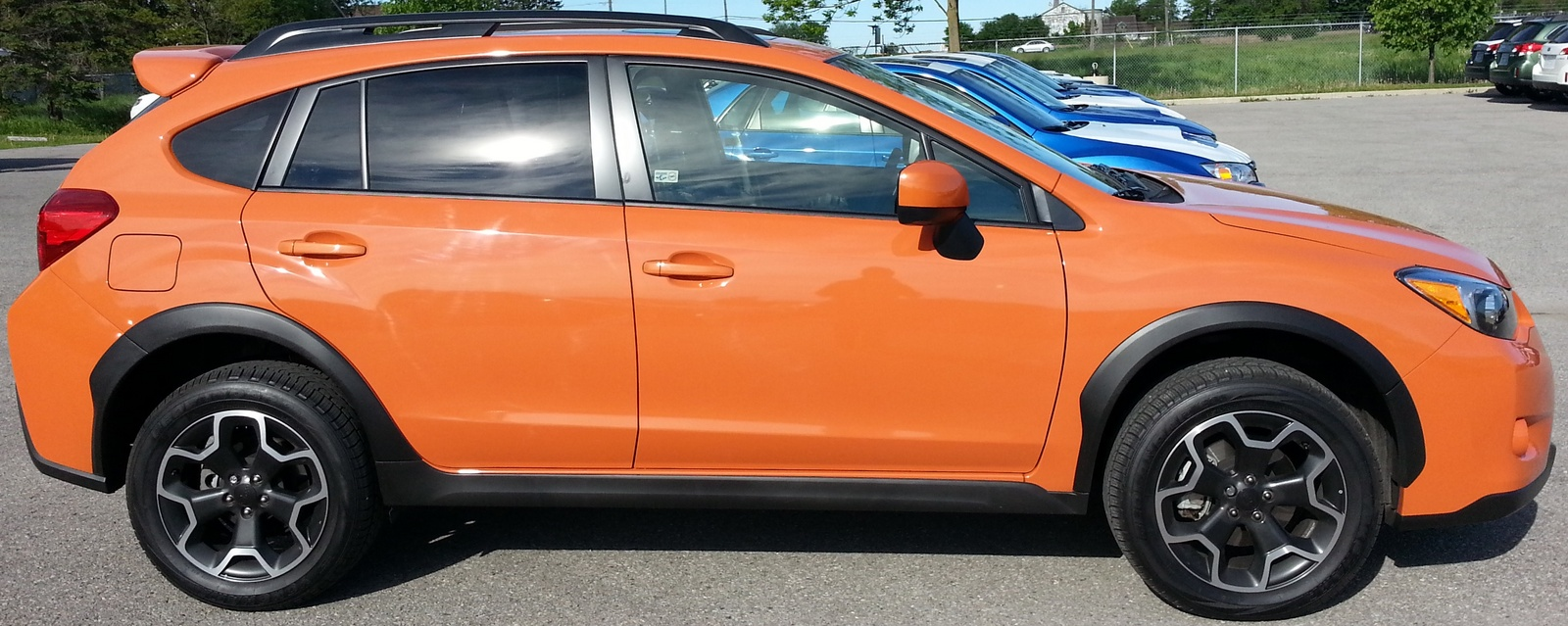 2014 Subaru XV Crosstrek Specs, Price, Trim Levels, User