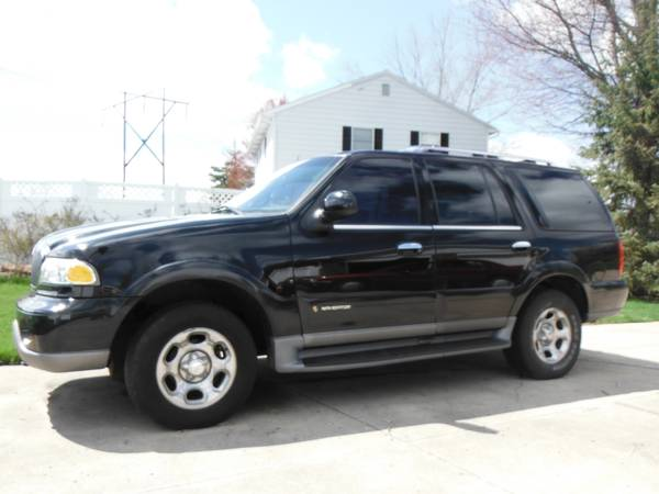 2002 Lincoln Navigator Pictures Cargurus