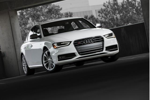 2013 Audi S4 3.0T quattro Premium Plus Sedan AWD, My 2013 Audi S4 3.0T Quattro Premium Plus , exterior, gallery_worthy