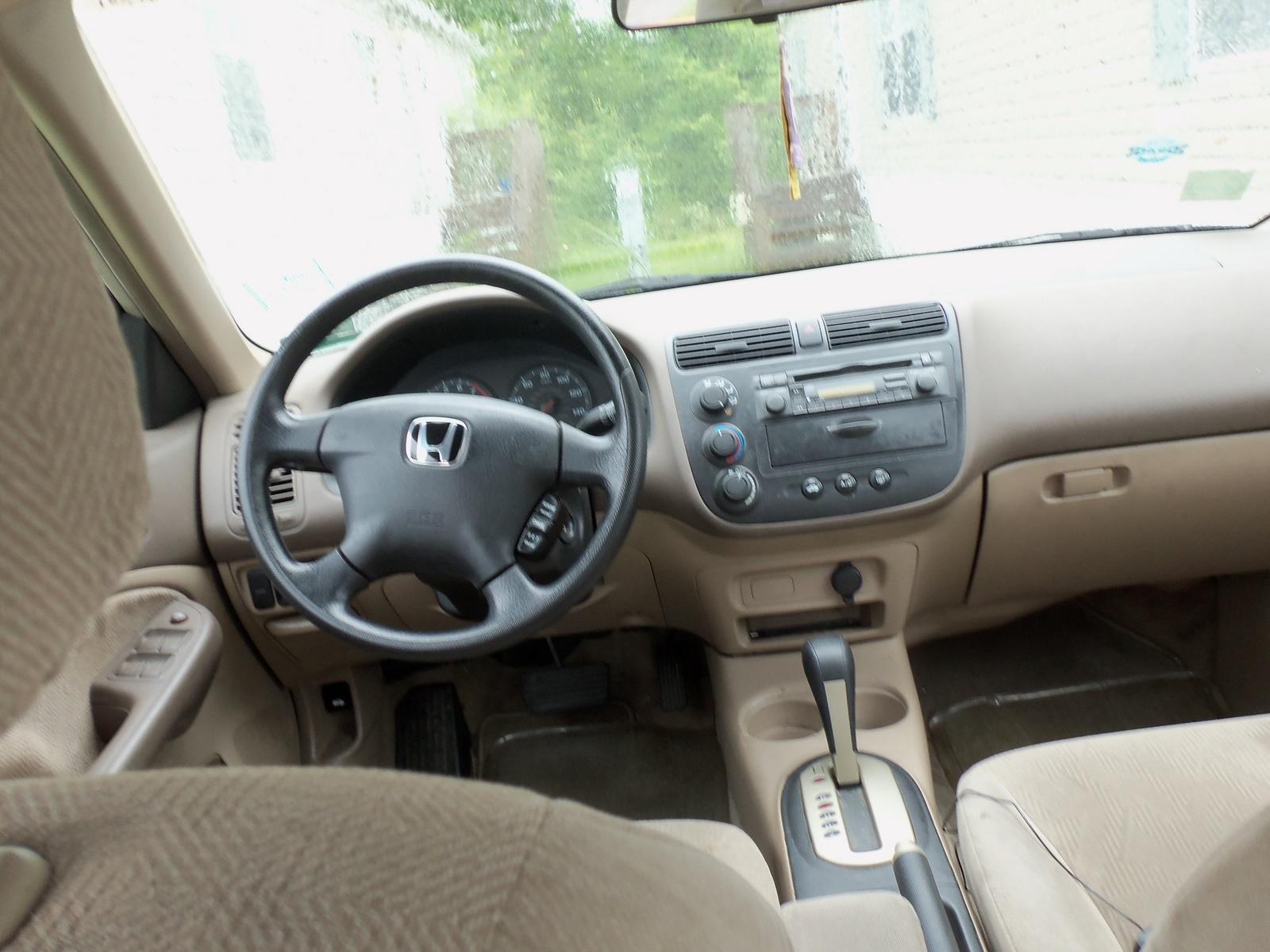 2001 Honda Civic Interior Pictures Cargurus