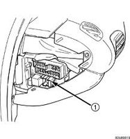 chrysler sebring questions fuse box location on 2005