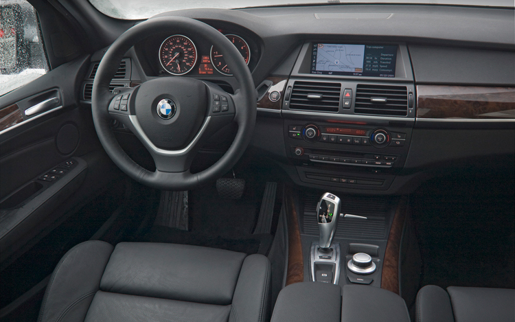 2007 Bmw X5 Interior Pictures Cargurus
