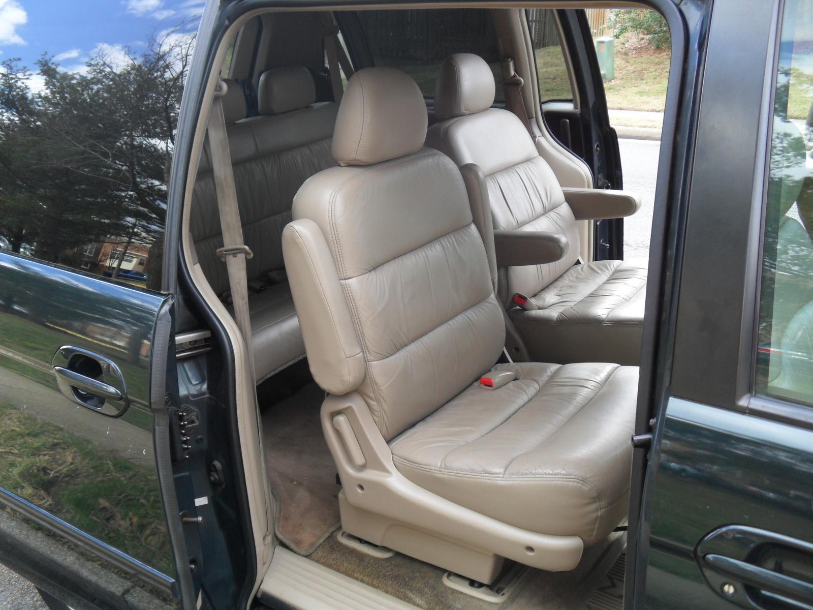 2000 Honda Odyssey - Pictures - CarGurus