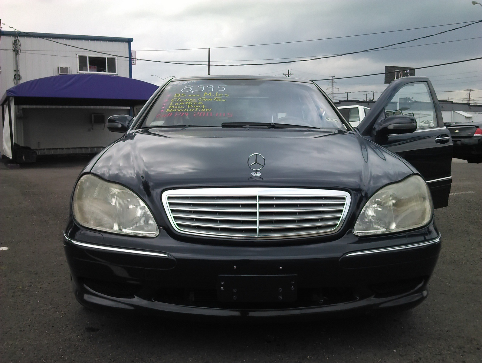2001 mercedes benz s class pictures cargurus for 2007 s430 mercedes benz