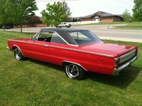 1967 Plymouth Belvedere Overview