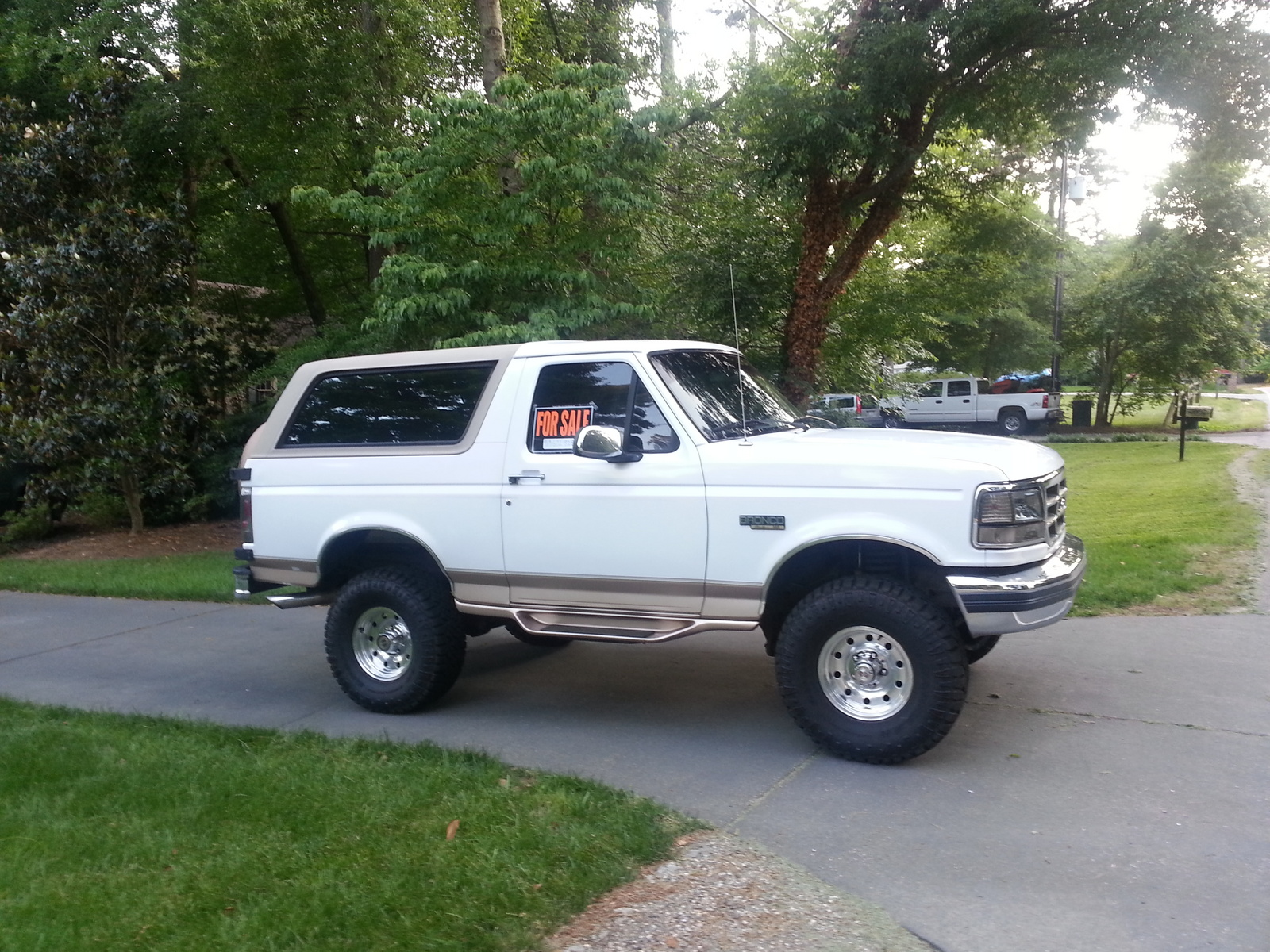 2013 ford bronco for sale picture of 1996 ford bronco. Cars Review. Best American Auto & Cars Review