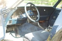 1981 Chevrolet Corvette Coupe, Picture of 1981 Chevrolet Corvette Base, interior