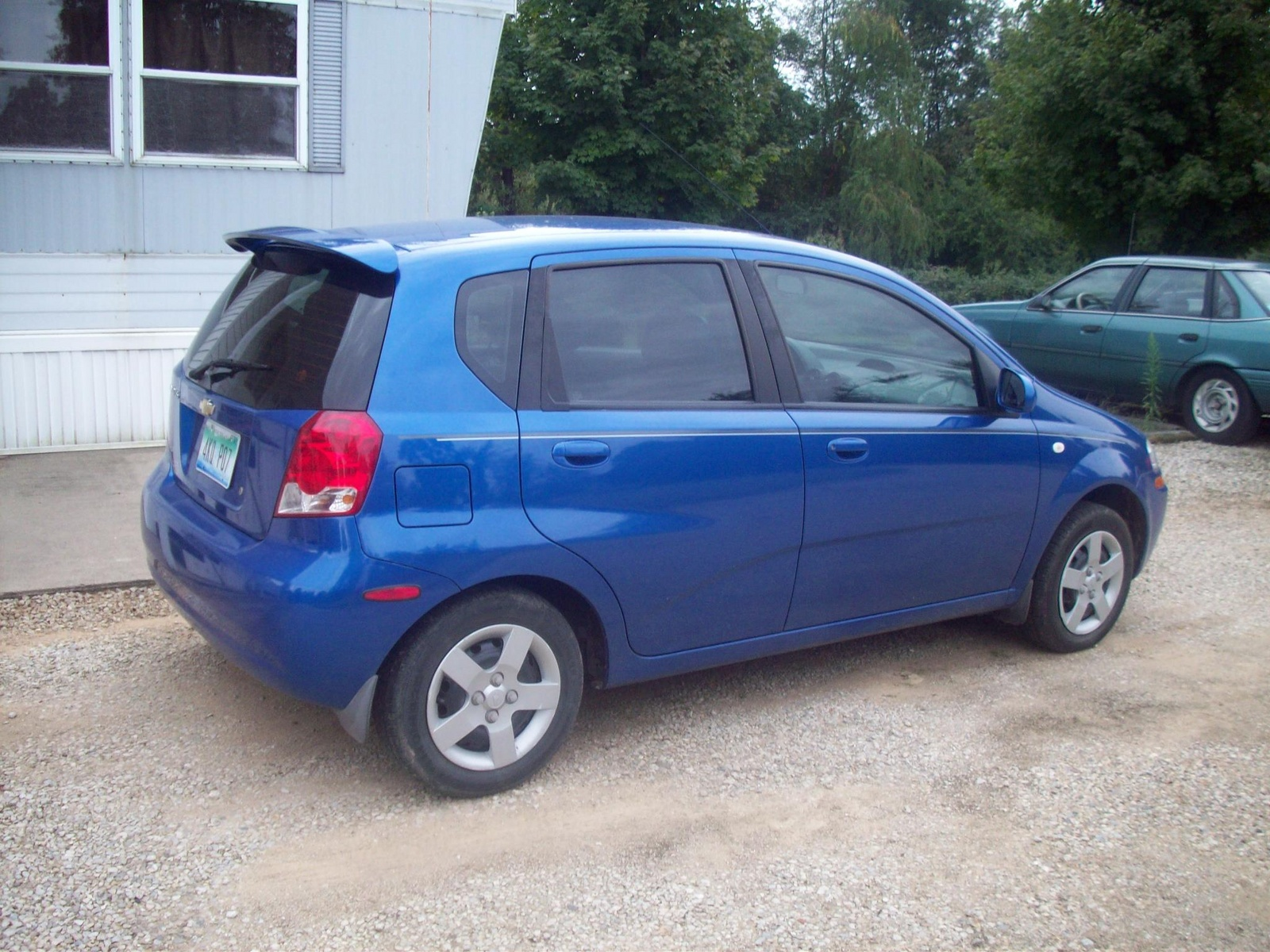 2005 Chevrolet Aveo Pictures Cargurus