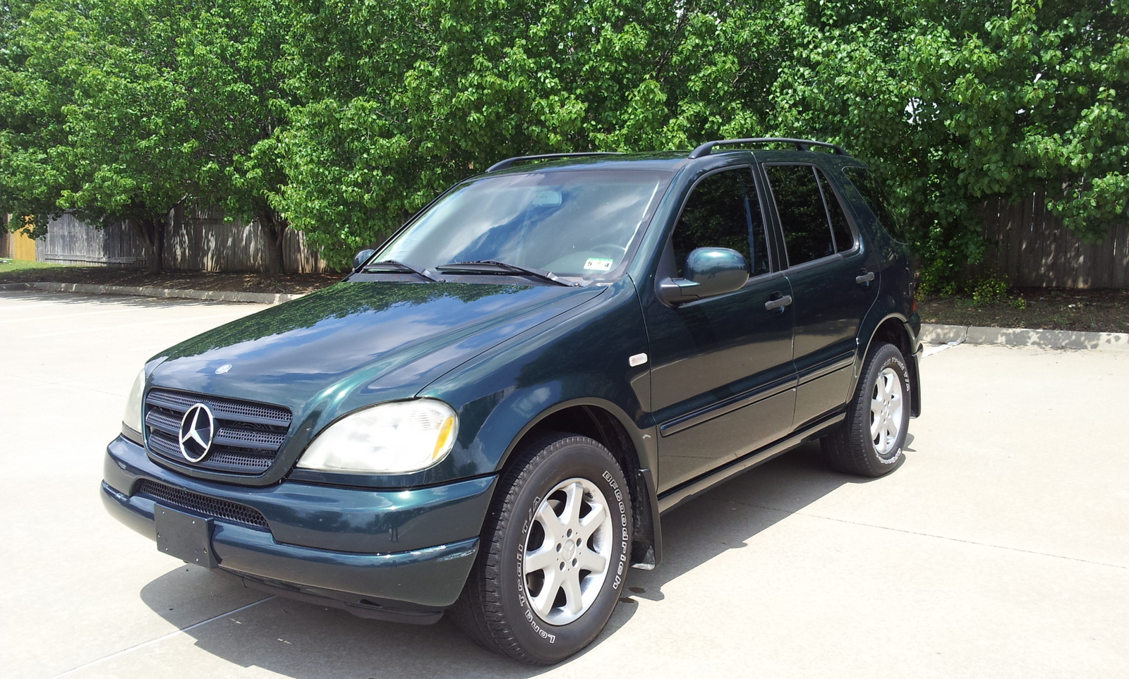 2000 mercedes benz m class pictures cargurus for Mercedes benz ml320 2001