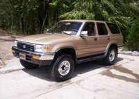 1995 Toyota 4Runner 4 Dr Limited 4WD SUV picture, exterior