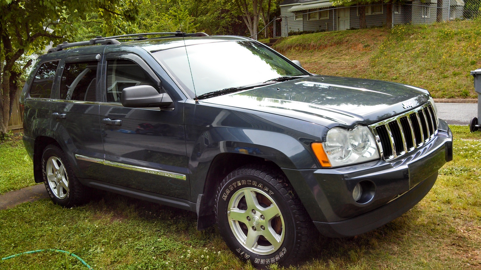 picture of 2006 jeep grand cherokee limited 4wd exterior. Cars Review. Best American Auto & Cars Review
