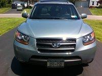 Picture of 2009 Hyundai Santa Fe SE, exterior