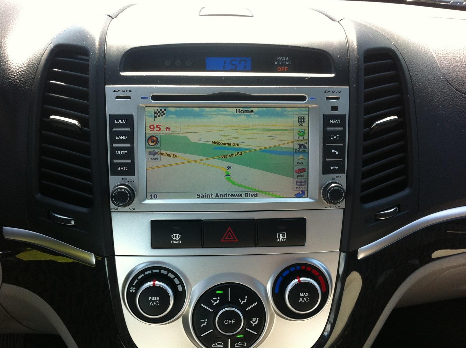 2009 Hyundai Santa Fe Review Cargurus