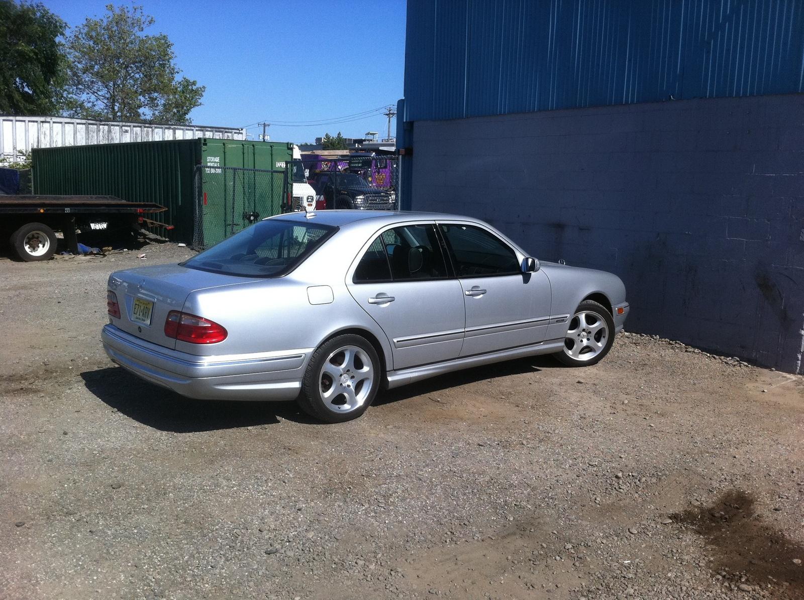 Picture of 2001 mercedes benz e class e430 exterior for Mercedes benz 2001 e430