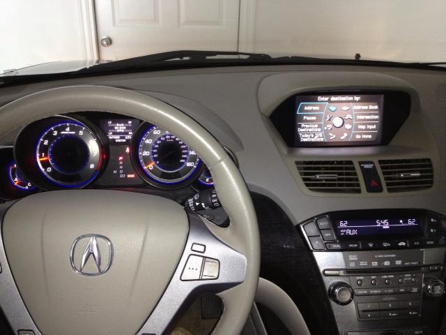 2007 Acura Mdx Interior Pictures Cargurus