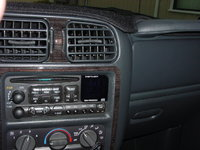 Picture of 2001 Chevrolet Blazer 2 Door LS, interior