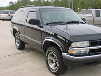 Picture of 2001 Chevrolet Blazer 2 Door LS, exterior