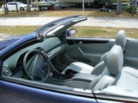 Picture of 2002 Mercedes-Benz CLK-Class CLK 320 Convertible, interior, gallery_worthy