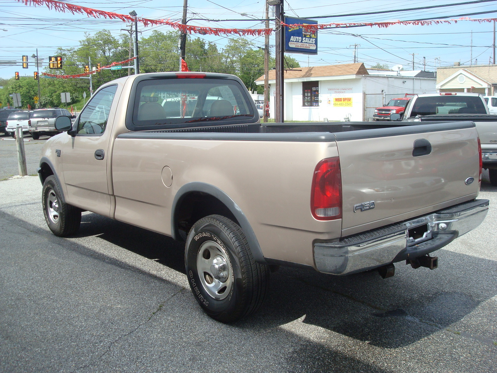 1998 Ford F-150 - Pictures