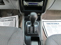 1999 Kia Sportage Base 4WD Convertible picture, interior