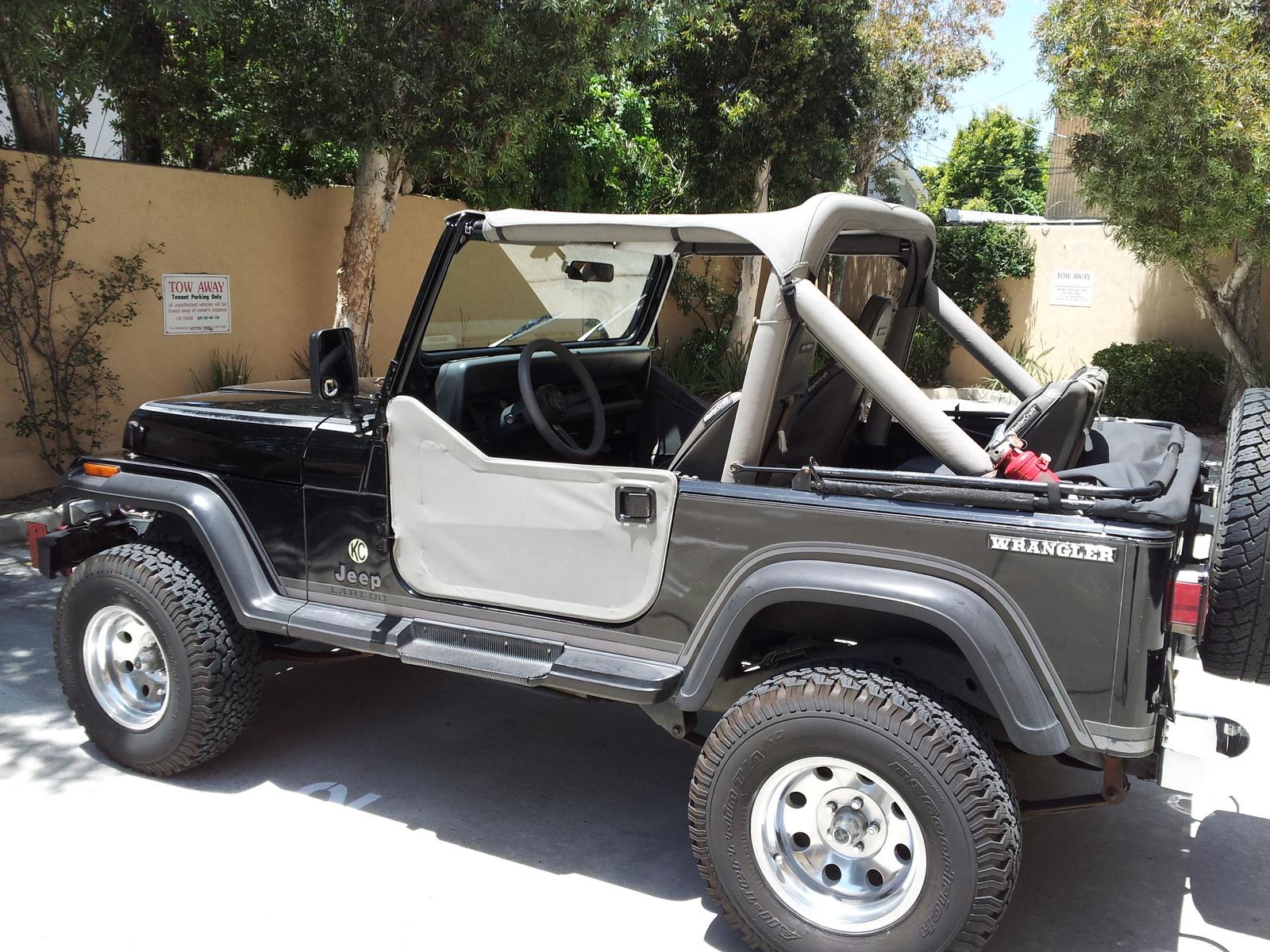 1989 jeep wrangler exterior pictures cargurus