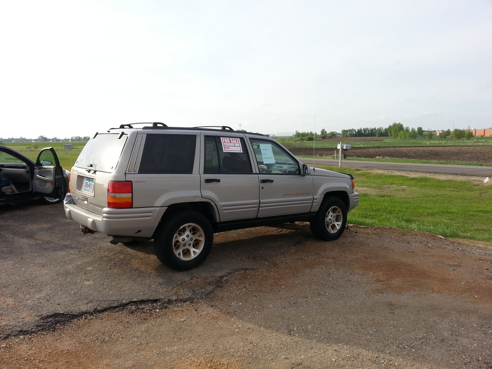 picture of 1998 jeep grand cherokee limited 4wd exterior. Cars Review. Best American Auto & Cars Review