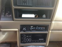 Picture of 1993 Plymouth Acclaim 4 Dr STD Sedan, interior, gallery_worthy