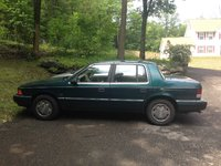 Picture of 1993 Plymouth Acclaim 4 Dr STD Sedan, exterior, gallery_worthy