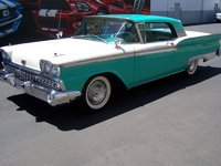 1959 Ford Fairlane Overview