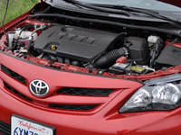 2013 Toyota Corolla, Under the hood, engine, gallery_worthy
