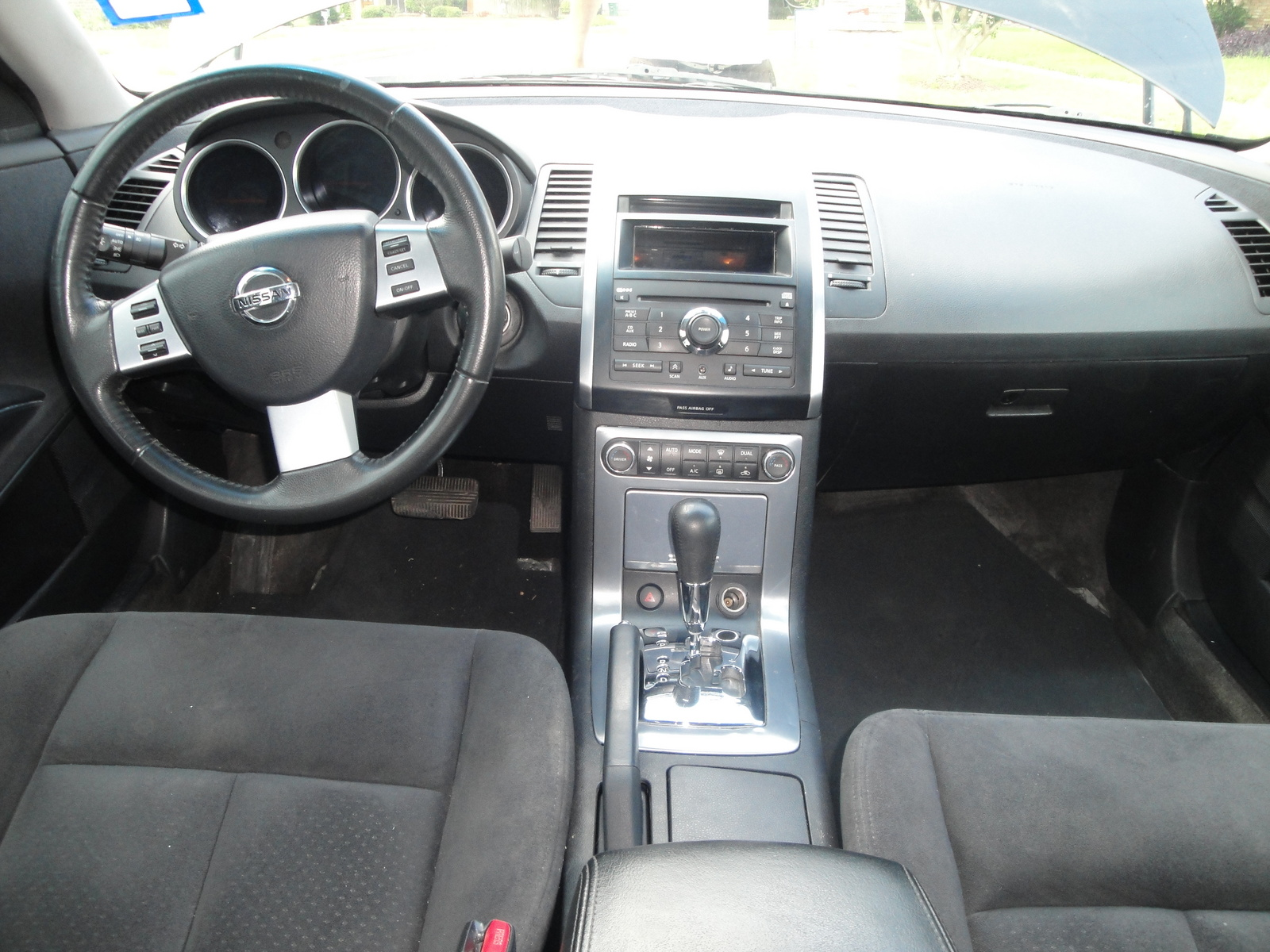 2008 nissan maxima interior viewing gallery