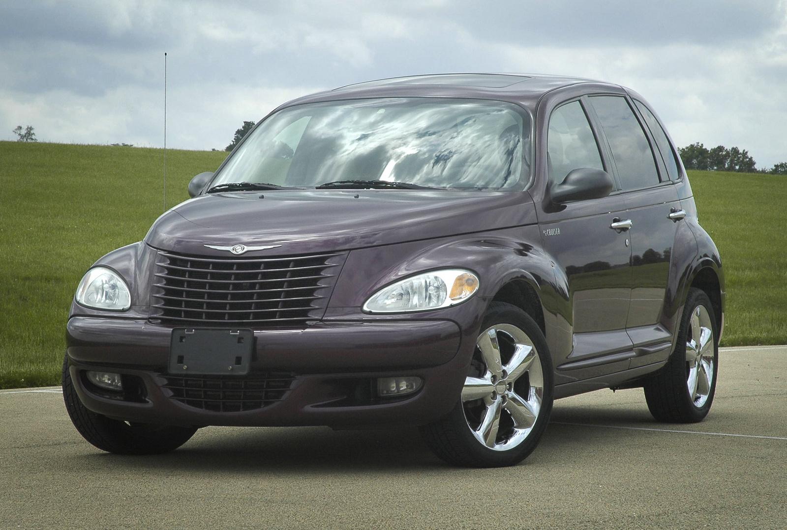 2003 Chrysler Pt Cruiser - Pictures