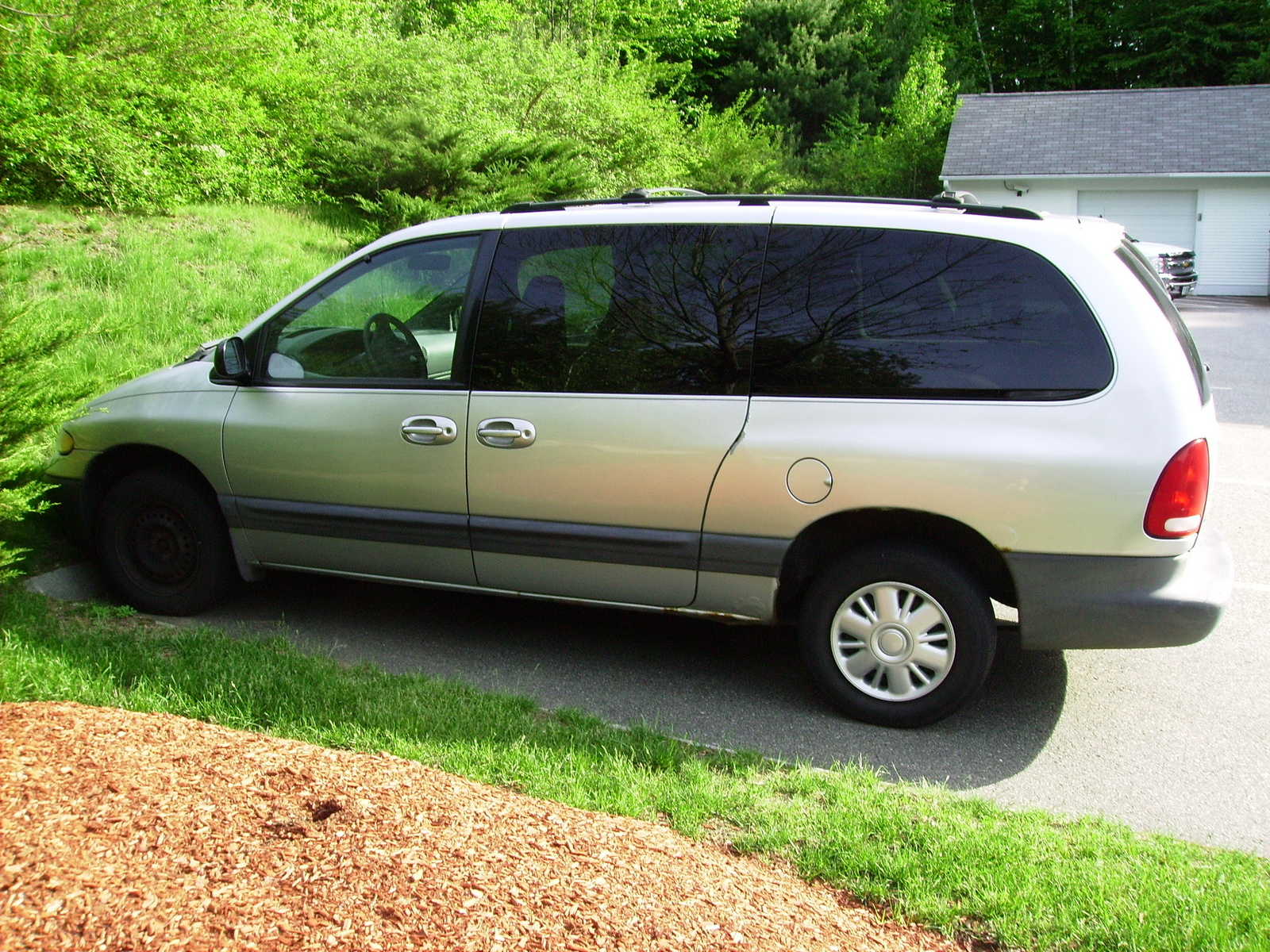 chrysler voyager 2000 - photo #26