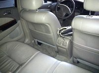 Picture of 2000 Acura TL 3.2TL w/ Navigation, interior