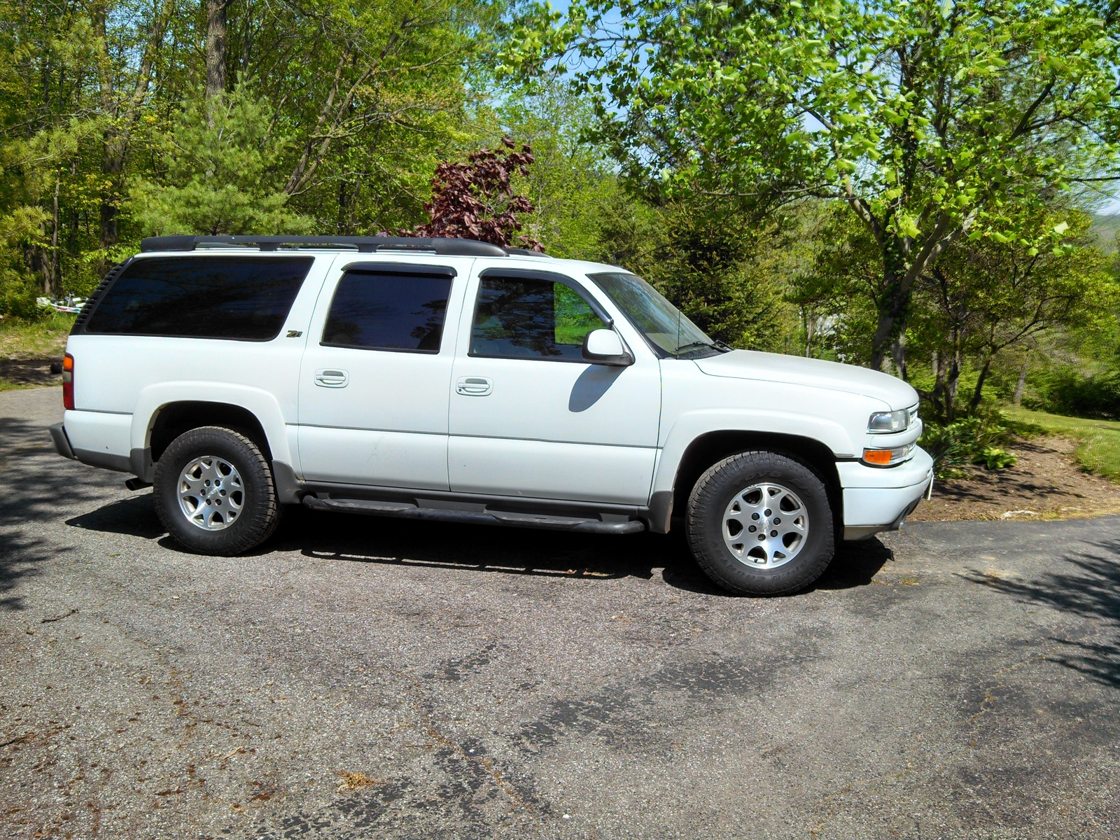 picture of 2003 chevrolet suburban lt 1500 4wd exterior. Black Bedroom Furniture Sets. Home Design Ideas