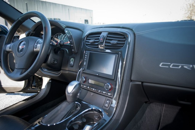 Picture of 2010 Chevrolet Corvette Grand Sport 4LT, interior