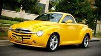 2003 Chevrolet SSR 2 Dr LS Convertible Standard Cab SB picture, exterior