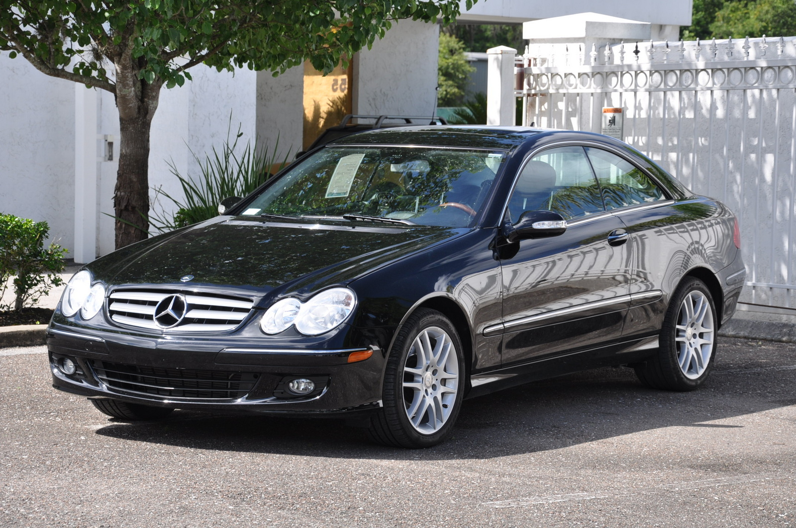 2008 mercedes benz clk class pictures cargurus. Black Bedroom Furniture Sets. Home Design Ideas