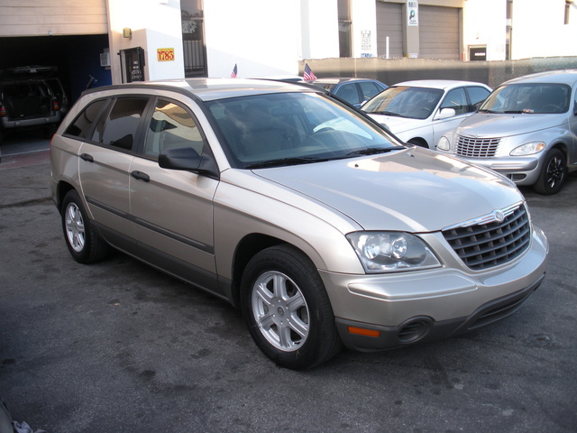 picture of 2005 chrysler pacifica touring awd exterior. Cars Review. Best American Auto & Cars Review