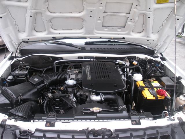 2000 Mitsubishi Montero Sport - Pictures